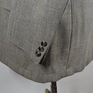 Burberry Suits & Blazers - Burberrys 40R Sport Coat Blazer Suit Jacket Gray B